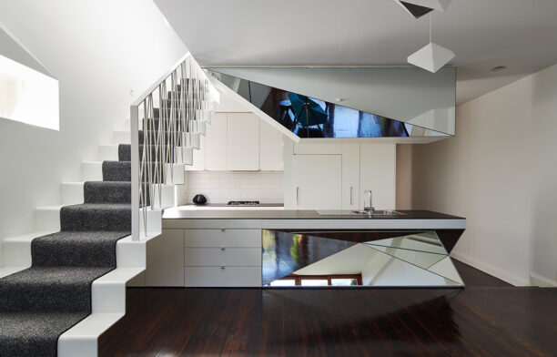 K2 House FMD Architects Fiona Dunin cc Peter Bennetts kitchen