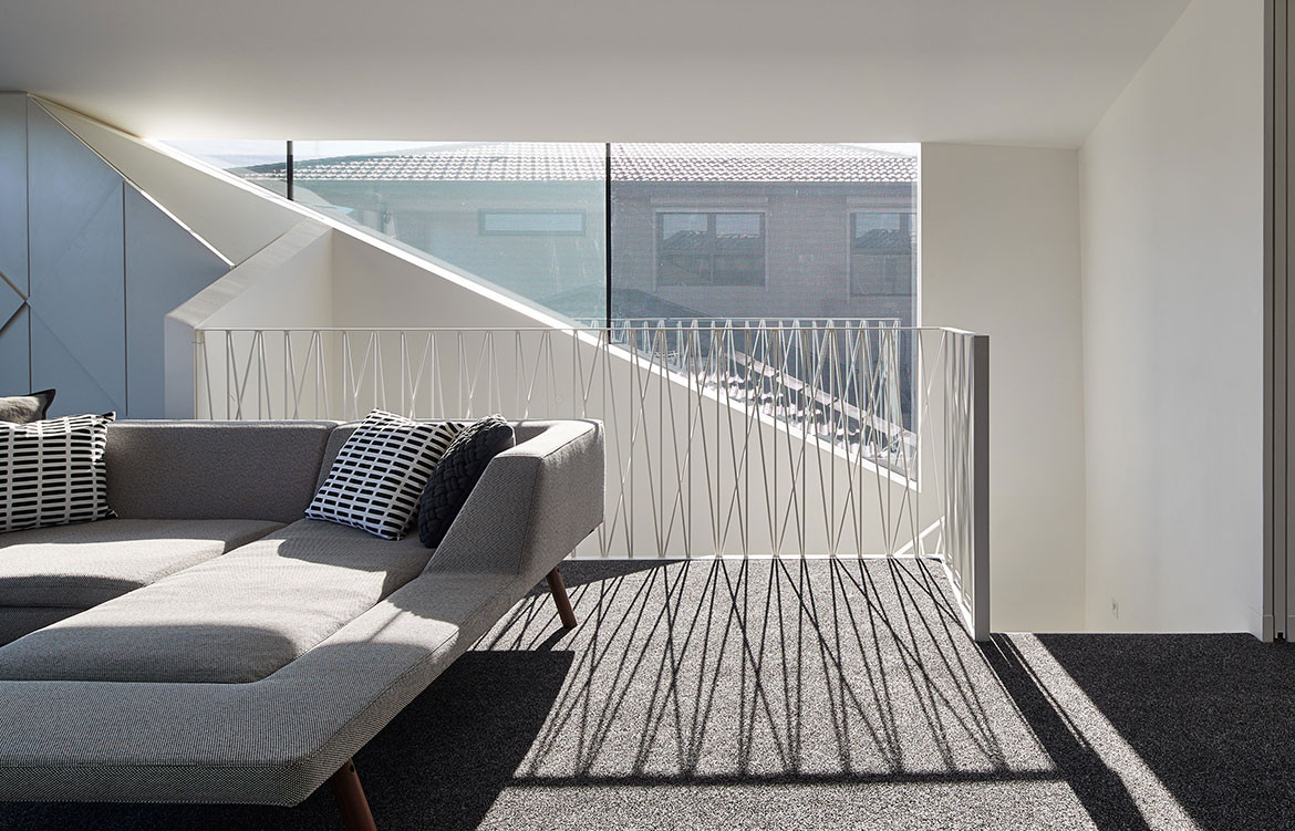 K2 House FMD Architects Fiona Dunin cc Peter Bennetts upper level