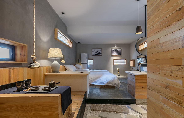 KARESANSUI Hotel guest room