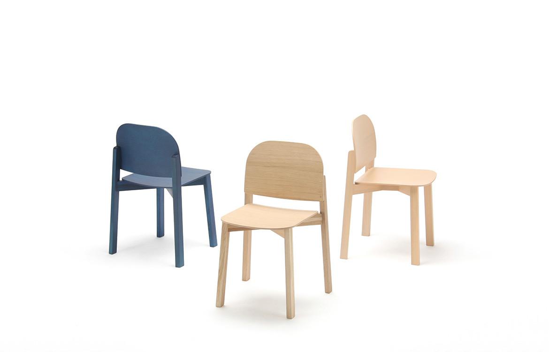 Solid Wood Comeback Milan Karimoku New Standard Stylecraft