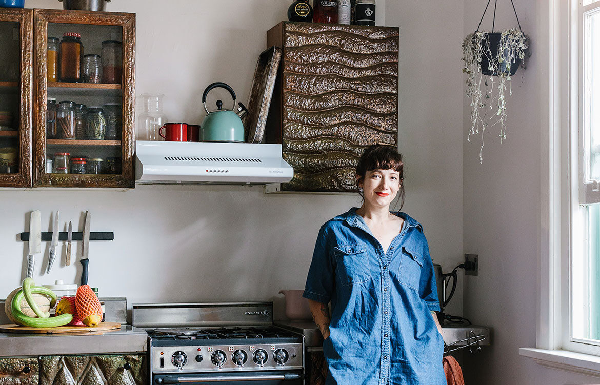 Kate Berry Knows How To Nourish Creativity | Lunch Lady's Kitchen