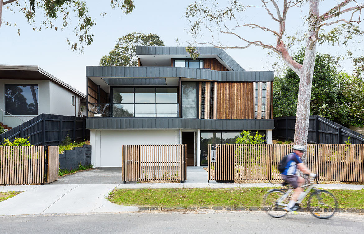 Kew East House Jost Architects CC Shani Hodson-Zoso facade
