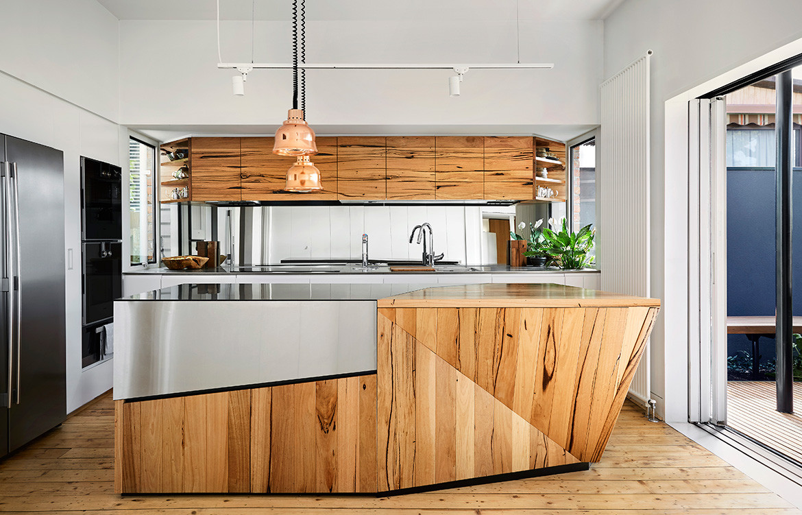 Kiah House Austin Maynard Architects cc Tess Kelly kitchen