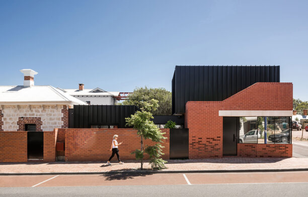 King George House by Robeson Architects | residential architecture | renovated heritage house