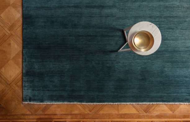 Habitus Loves... Winter Kingfisher Agra Rug Armadillo & Co