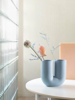 Kink Vase by Earnest Studio for Muuto Spring 2020