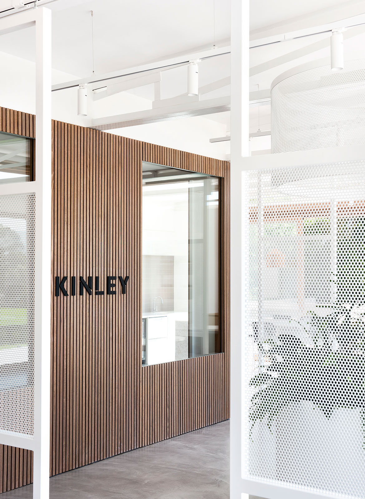 Kinley Cricket Club Winter Architecture Zunica CC Nicole England sign