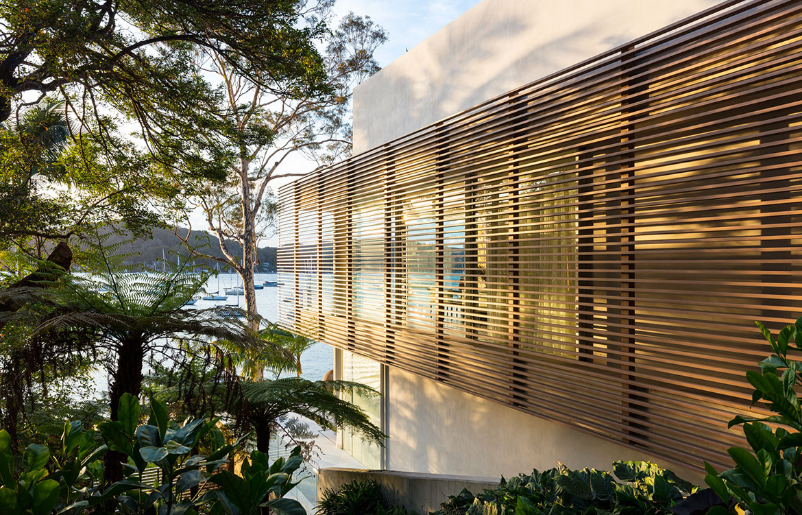 Koichi Takada Architects Newport House cc Tom Ferguson timber screens