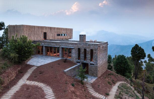 Kumaon Zowa Architects India cc Akshay Sharma exterior
