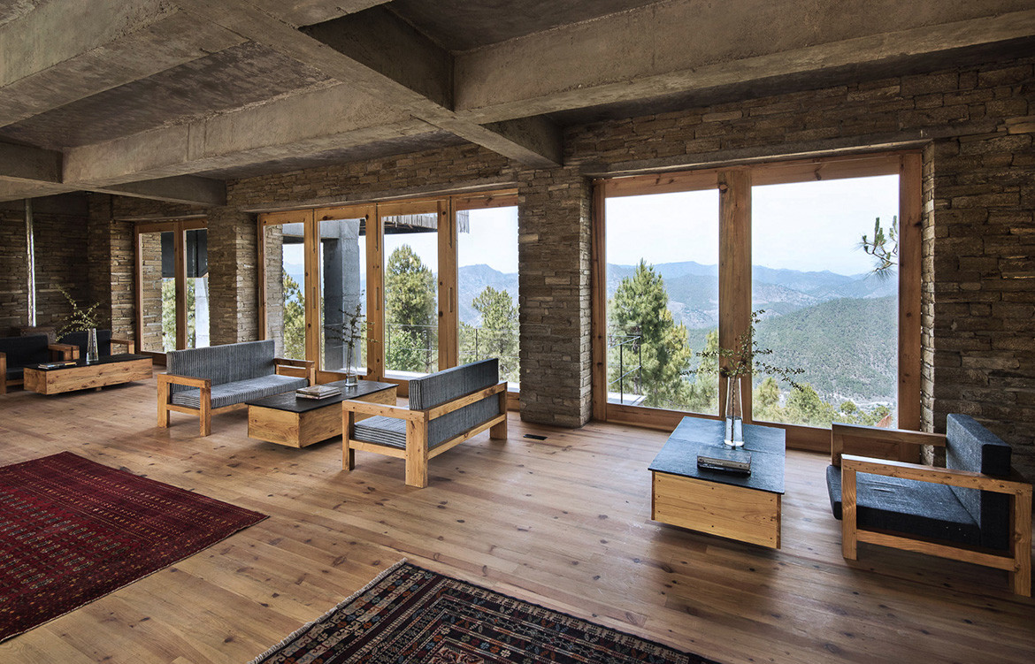 Kumaon Zowa Architects India cc Akshay Sharma lobby