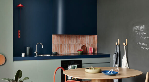The Studio Kitchen by Kennedy Nolan and Laminex