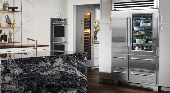Sub-Zero Pro Series ICBPRO4850G Refrigerator/Freezer