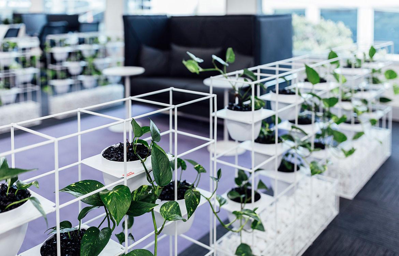Lanna Vertical Garden Screen 2