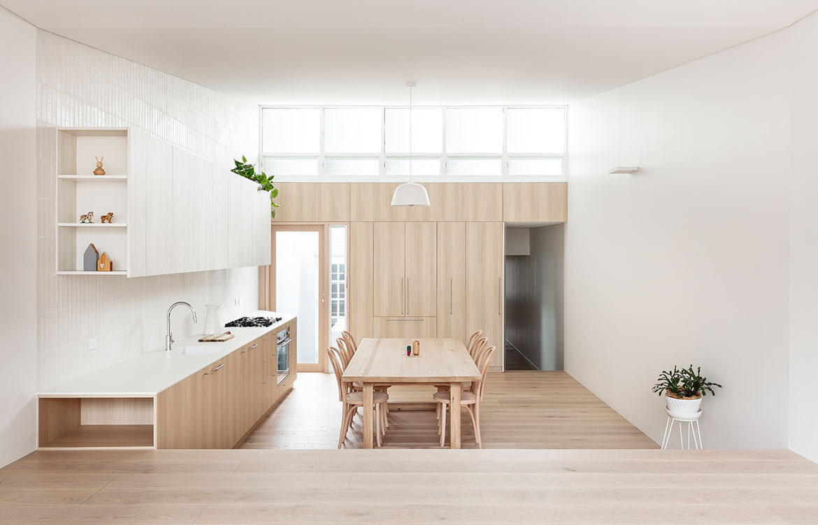 Kitchen design inspiration | Leichardt Oaks by Benn+Penna