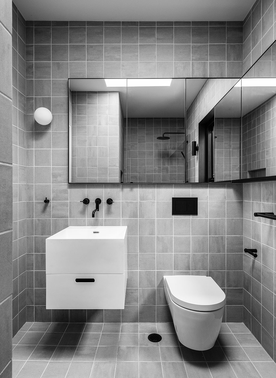 Leichardt Oaks Benn+Penna CC Tom Ferguson bathroom