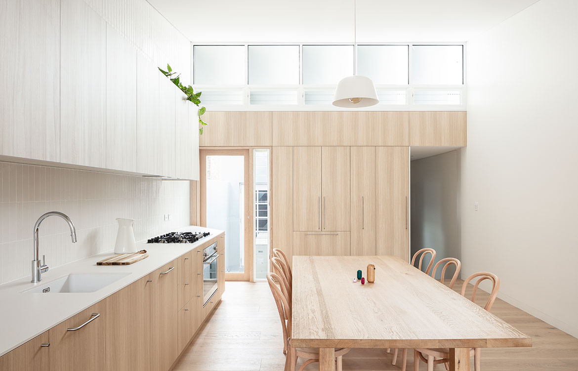 Leichardt Oaks Benn+Penna CC Tom Ferguson kitchen