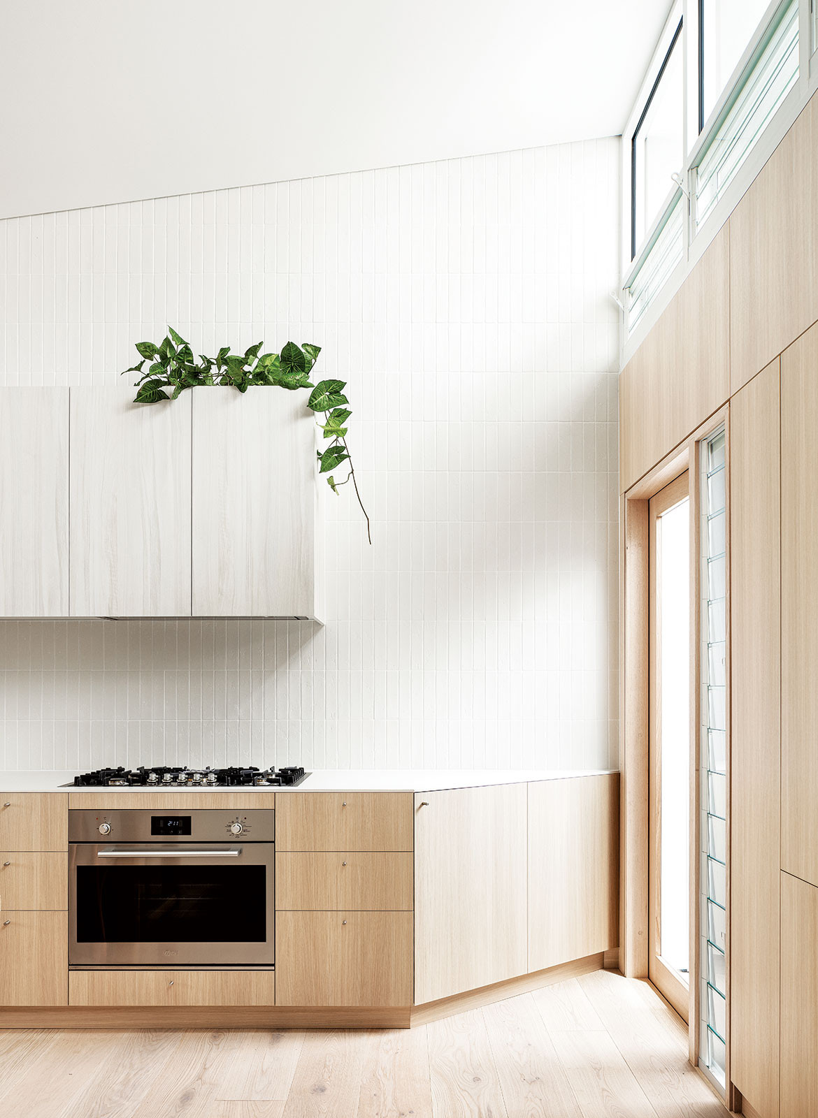 Leichardt Oaks Benn+Penna CC Tom Ferguson oven high ceiling