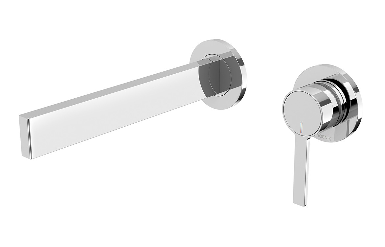 Lexi Silver Tapware Set