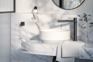 Lexi Tapware Residential Bathroom Interior