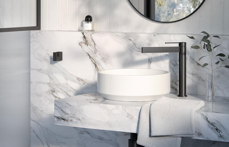 Lexi Tapware Residential Bathroom Interior