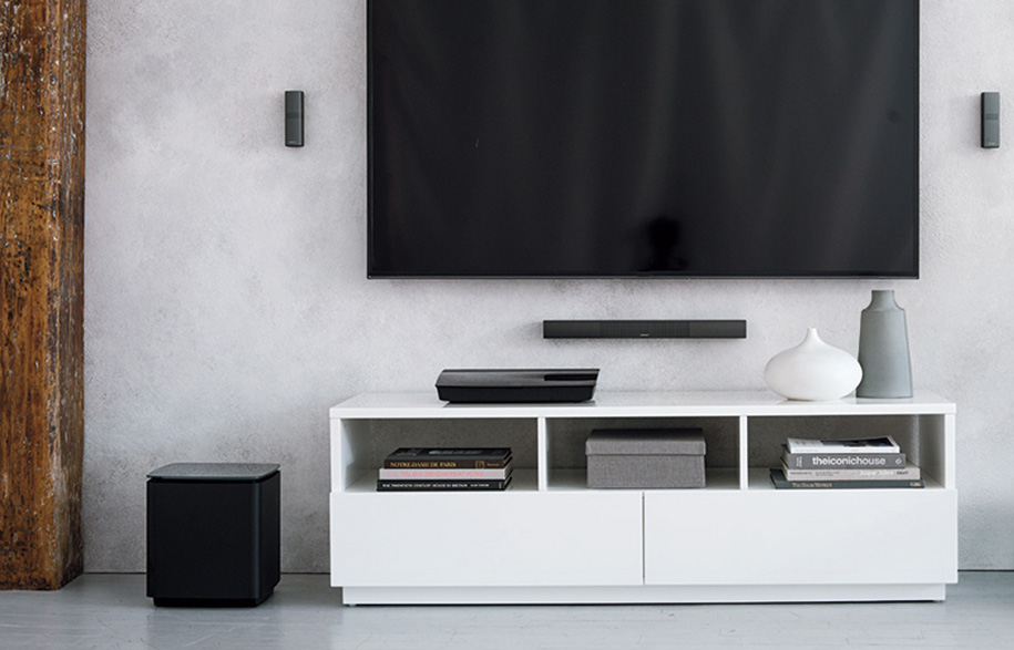 Bose sound system | Habitus Living