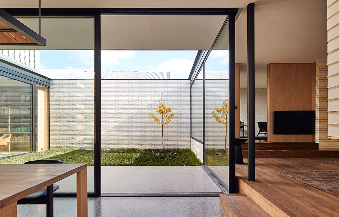The Light House Lives With The Rhythm Of Nature   indoor-outdoor