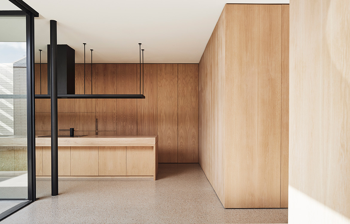 The Light House Lives With The Rhythm Of Nature   kitchen