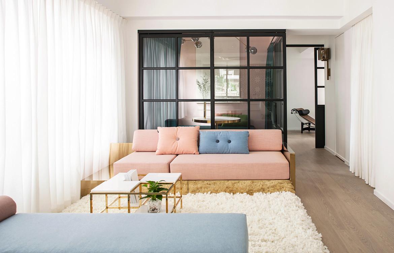 Lim + Lu cc Nirut Benjabanpot living room