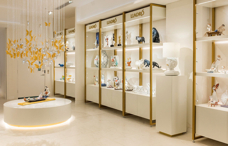 Contemporary luxury at Lladro Sydney by Hector Ruiz Velazquez