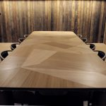 Lou Weis Broached Comissions boardroom