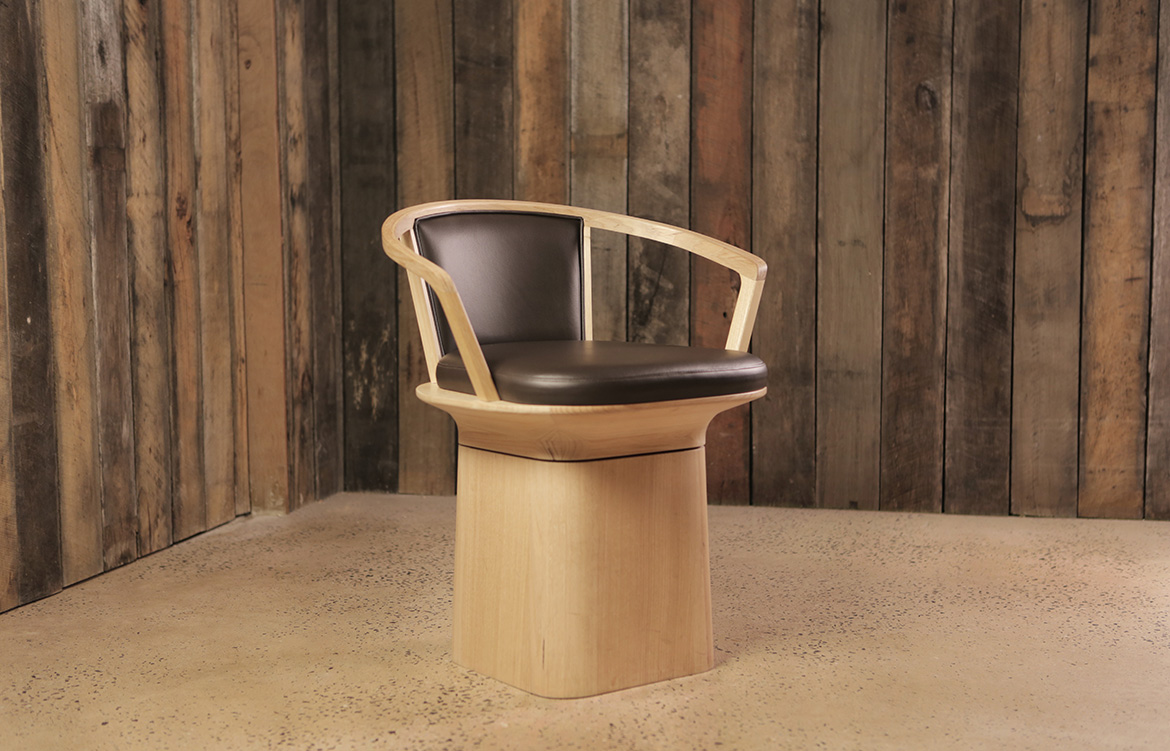 Lou Weis Broached Comissions boardroom chair