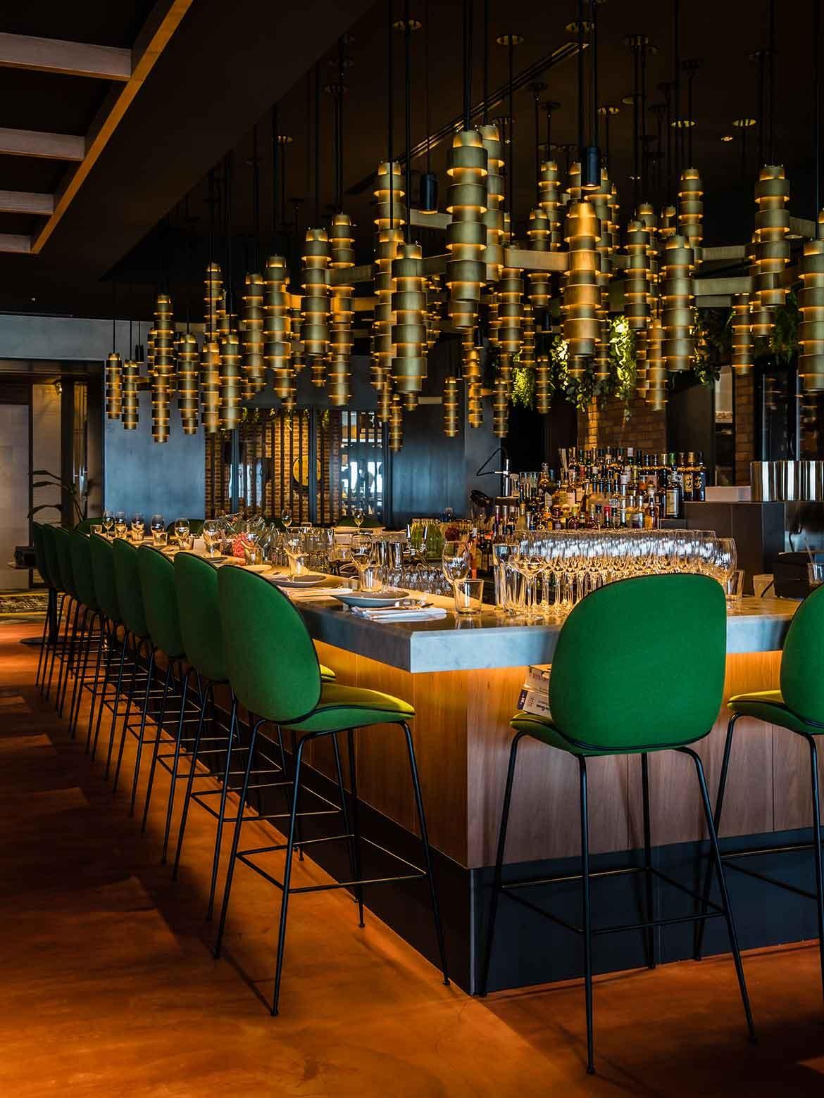 Luchetti Krelle Longrain Tokyo dining bar 2