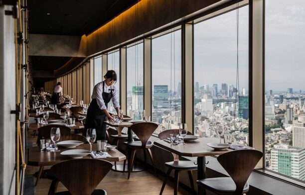 Luchetti Krelle Longrain Tokyo interior 2