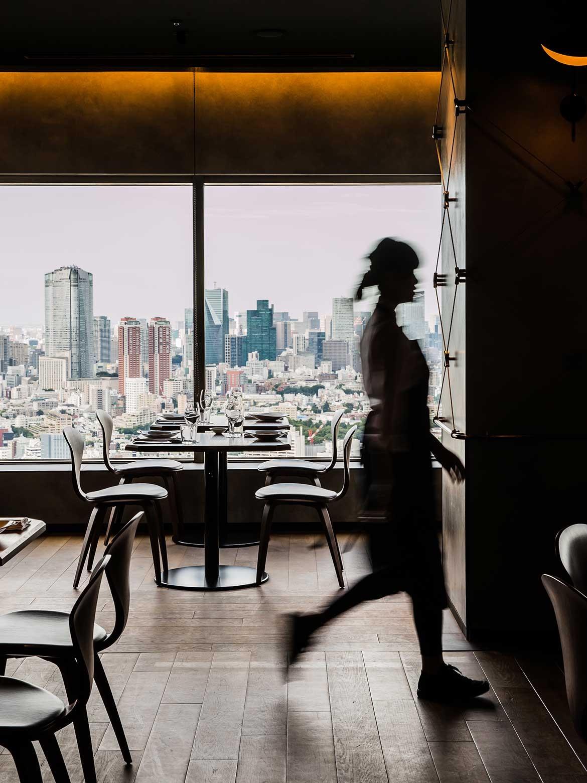 Luchetti Krelle Longrain Tokyo interior 3