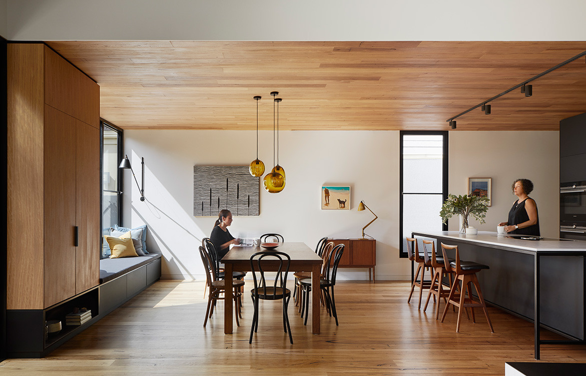 How Architecture Can Improve Connections | dining room