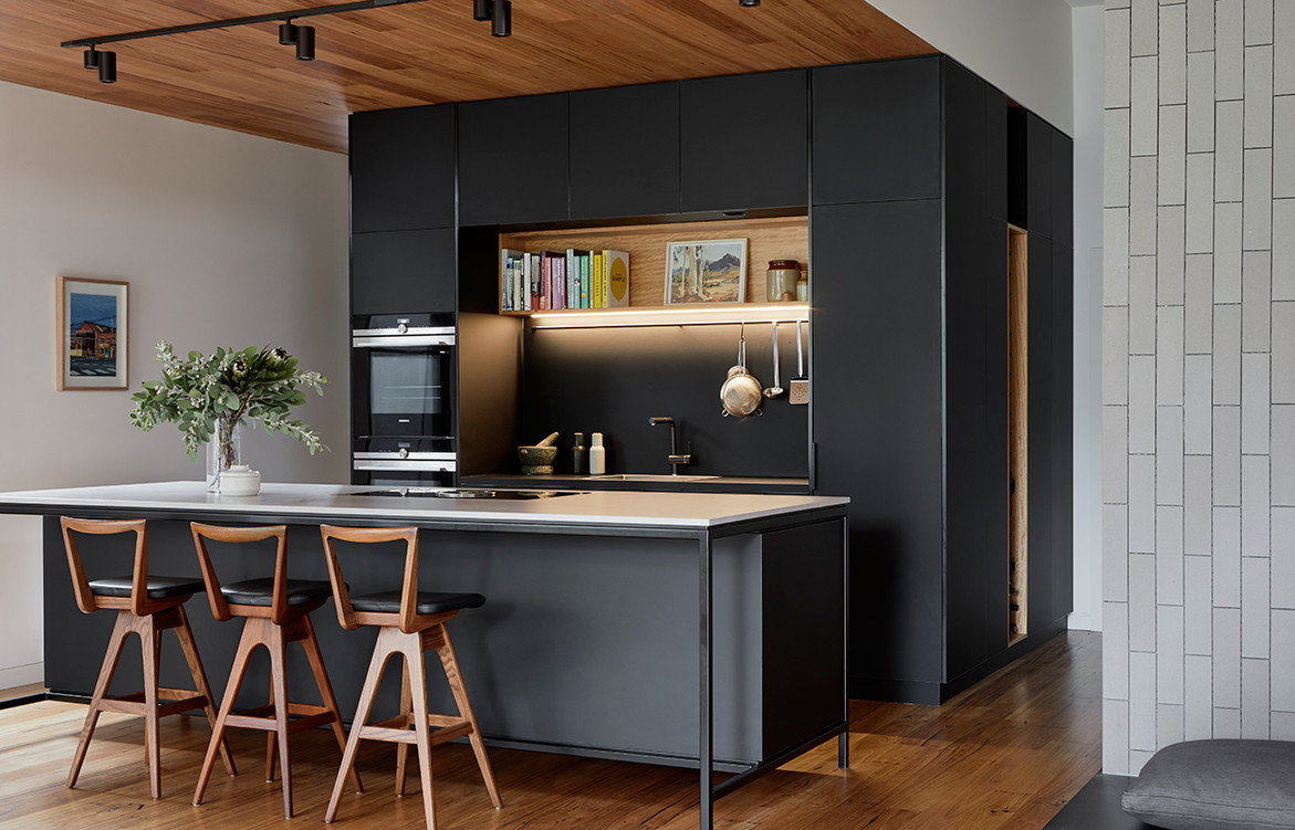 How Architecture Can Improve Connections | kitchen island