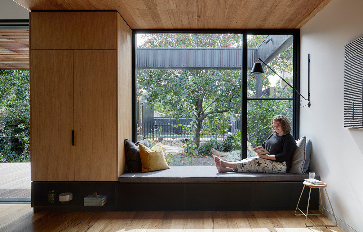How Architecture Can Improve Connections | window seat