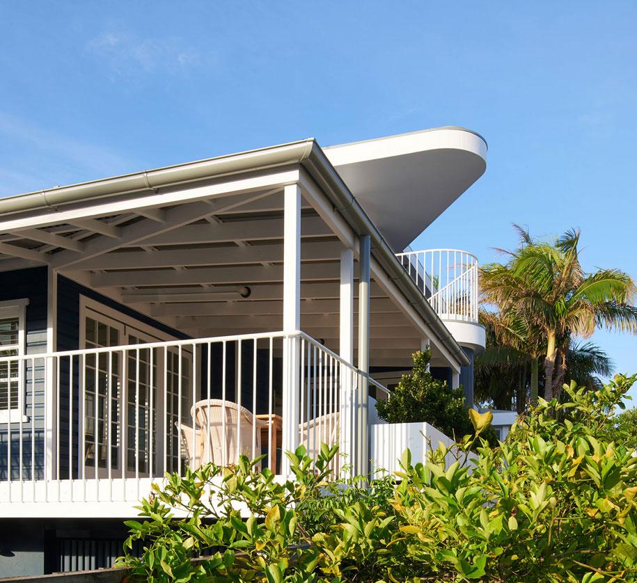 Luigi Rosselli Architects -Beach House on Stilts - Habitus Living