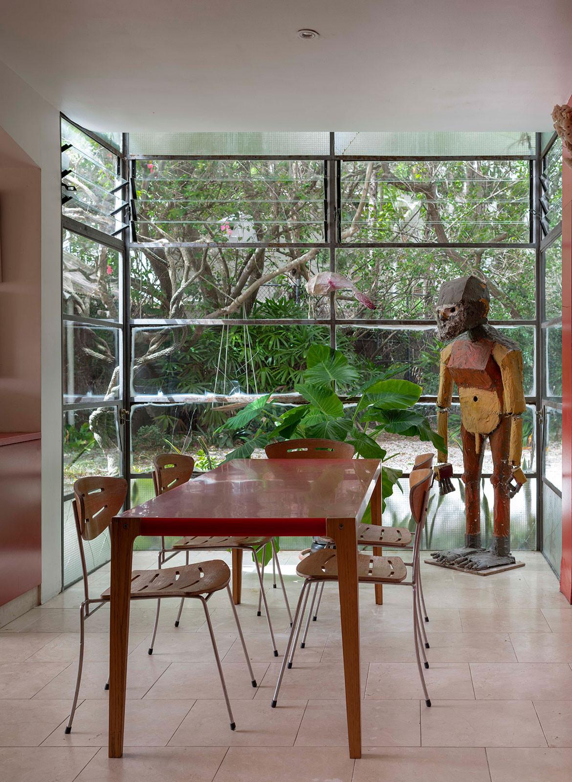 Luigi Rosselli Residential Design CC Nicholas Watt dining