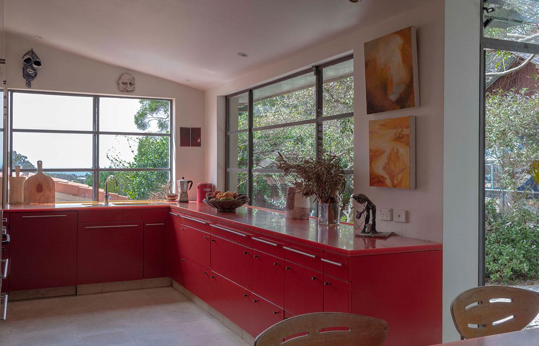 Luigi Rosselli Residential Design CC Nicholas Watt kitchen