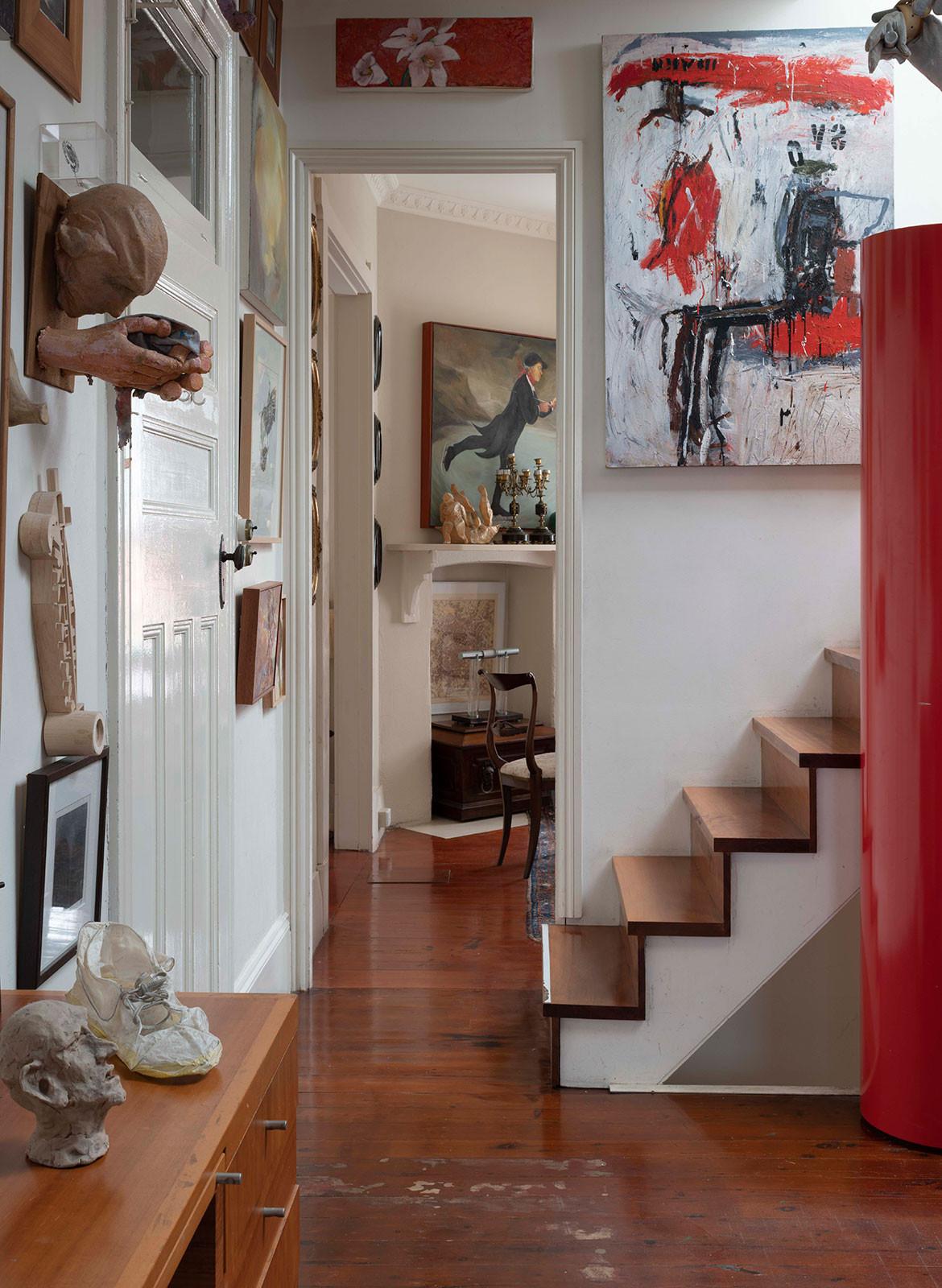 Luigi Rosselli Residential Design CC Nicholas Watt stairs