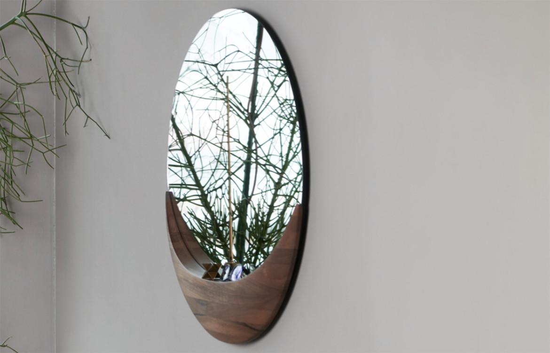 Luna Mirror Side View