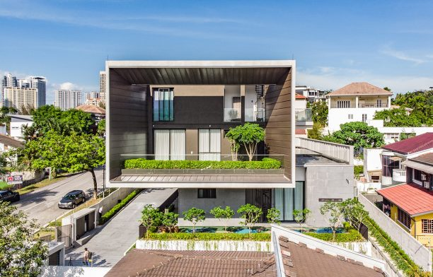 Malaysia, C House by DCA cc Creative Clicks | Habitus Living House of the Year 2019