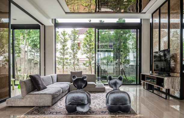 Malaysia, C House by DCA cc Creative Clicks   Habitus Living House of the Year 2019