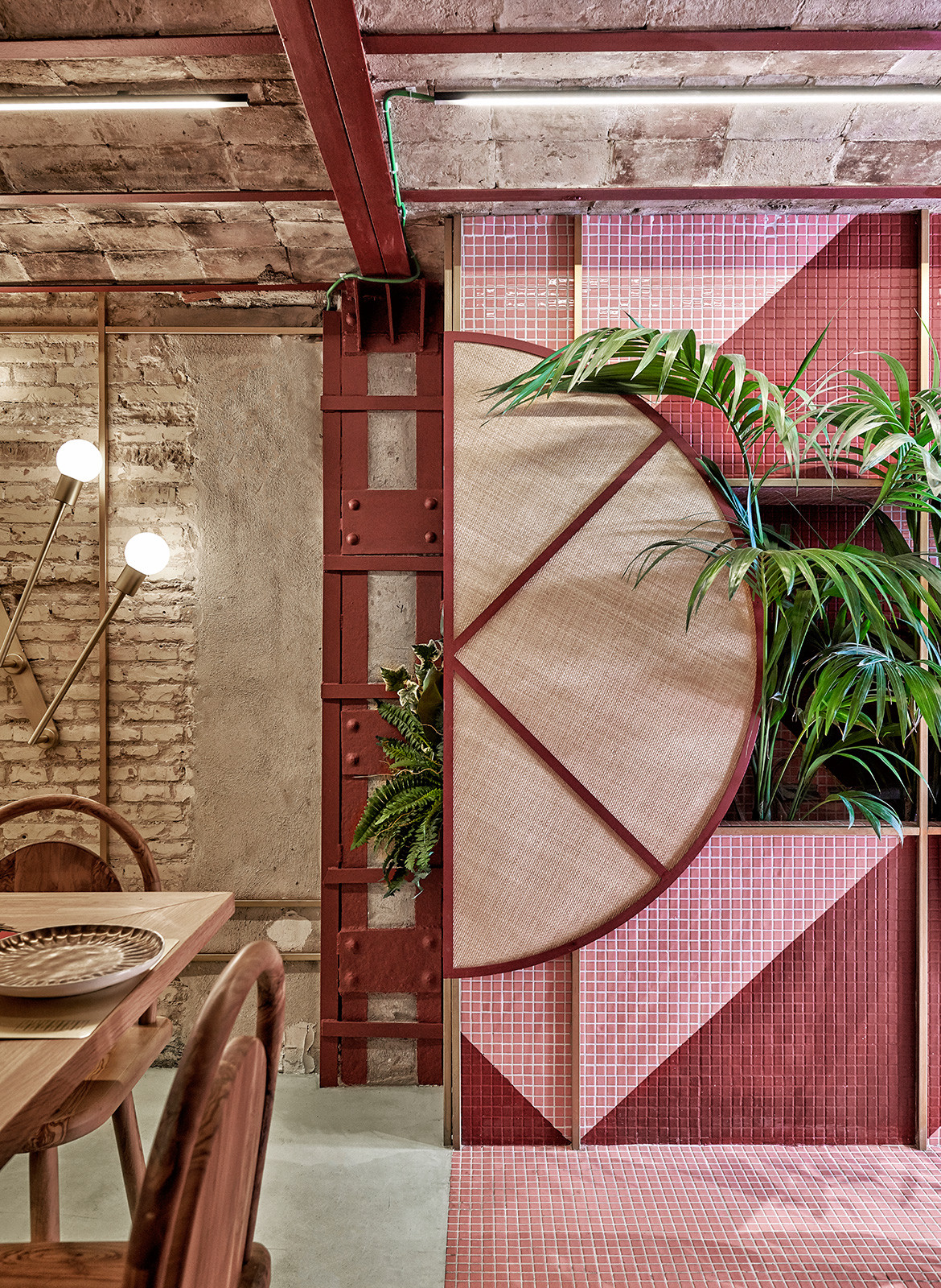 Kaikaya Restaurant Valencia Brazil Masquespacio Indesign Workplace
