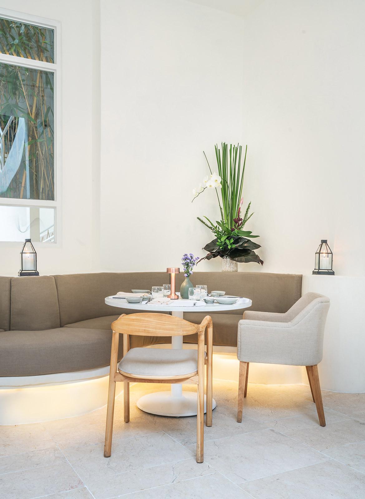 MAURI Seminyak Bali Ushers By Design casual dining