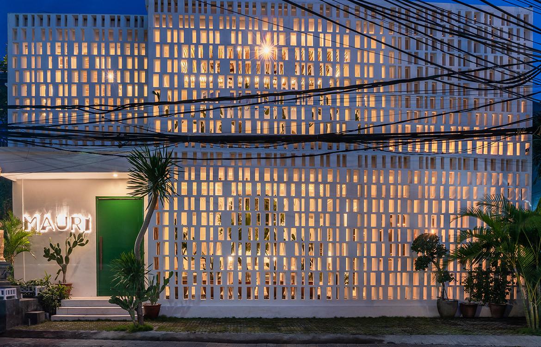 MAURI Seminyak Bali Ushers By Design facade