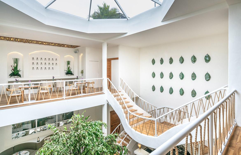 MAURI Seminyak Bali Ushers By Design stairs