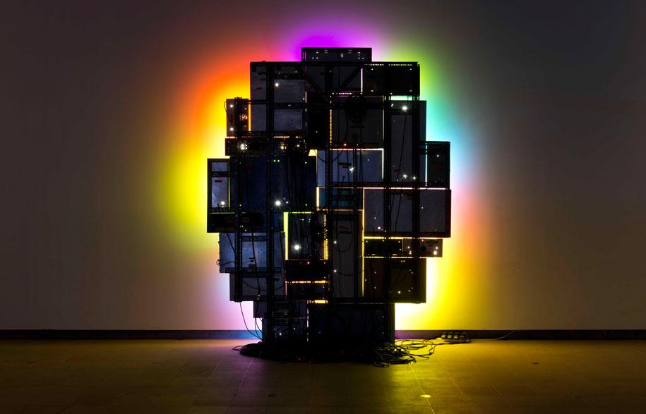 How Do Artists Use Light As A Medium Light Show Mca
