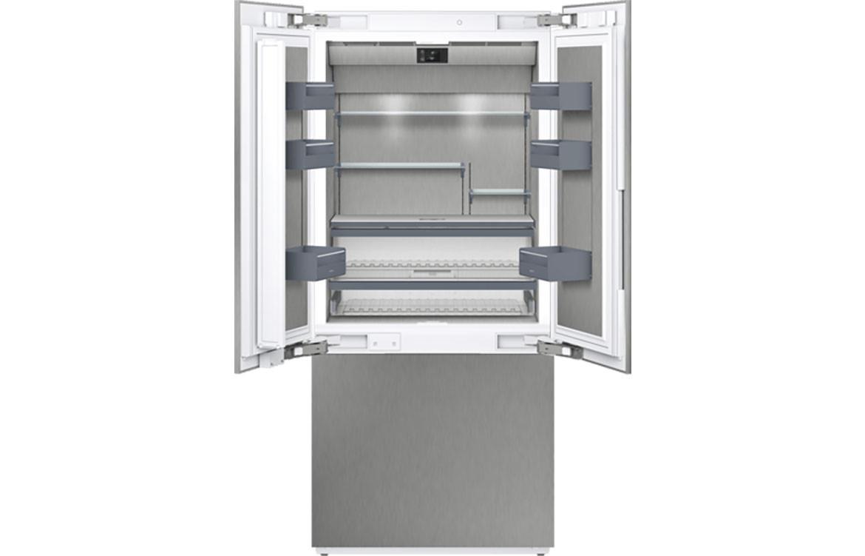 French-Door Fridge Freezer Empty